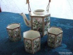 """Japán""""Imperial garden""""(=Császári kertek) teás"""