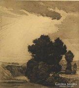 Európai művész XX. század : Patakpart