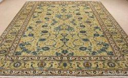 """Kuriózum!'Isfahan""""kéziperzsaszőnyeg! Orig. Irán! kb.4x3m!"""