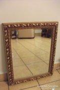 Metszett tükör szép keretben eladó! Nagyon szép!!