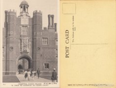 Angol  Hampton Court Palace-4  kb 1930   RK