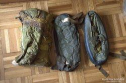 Katona dolog vegyvédelmi ruha és bakancs
