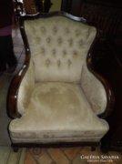 Neobarokk fotelek és székek (ÚJ KÁRPIT)