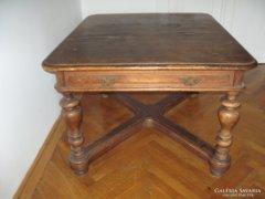 Ónémet asztal,antik asztal,régi asztal,ónémet ebédlő asztal