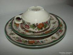 CERANOVA ESCHENBACH teás szett +sütis tányér,hibátlan