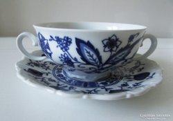 Seltmann Weiden hagymamintás hibátlan leveses csésze