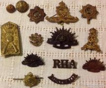 Külföldi régi katonai kitüntetések egy nagy csomag