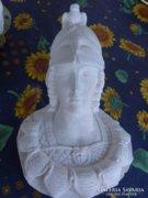 Zeusz,és Pallas Athene gipsz szobor