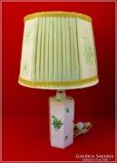 Herendi asztali lámpa Apponyi mintás