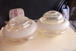 Antik lámpa búrát árulok 2 db-ot.