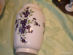 Zsolnay váza 19 cm magas