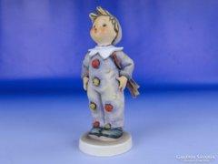 0E546 Régi Hummel porcelán kislány TMK 4