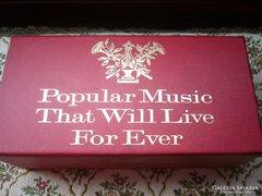 Kazetta  gyűjtemény 12+1  zene válogatás