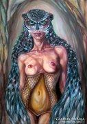 Tar Violetta: Bagolyszemű Pallasz