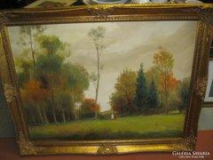 Gádor Emil szép festménye eladó