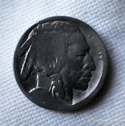 Buffalo 5 Cent
