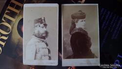 Erzsébet királyné, Elisabeth v. Wittelsbach, Rabending