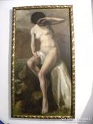 Csodálatos  Művészi Akt ( 1916 ) - Alkotó: Hermann  Margit