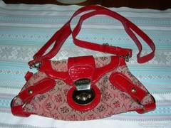 Régi vintage táska