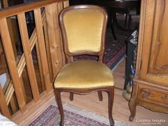 Barokk kárpitozott szék