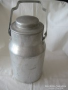 Kézi készítésű 3 literes alumínium tejes kanna