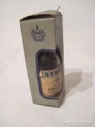 MALÉV Stock régi mini italos üveg