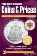 2014.Észak-Amerika, Érmék és árak katalógus.