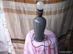 Antik kerámia testű lámpa eladó!