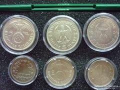 III. birodalmi ezüst márkák egyben