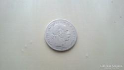 Ferenc József Ezüst 1 forint 1879.
