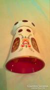 Bíbor bieder pohár