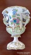 Herendi Viktória mintás barokk váza