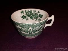 Antik Angol fajansz teáscsésze
