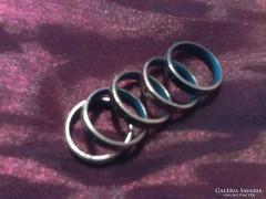 Régi orosz zománc gyűrűk