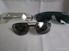 3 db retro napszemüveg