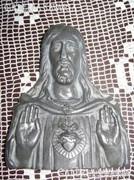 ANTIK ÓN JÉZUS MELLSZOBOR  1912 JELZÉSŰ  SÚLYOS NAGYON