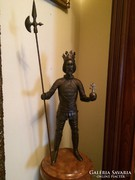 Józsa Lajos bronz szobor