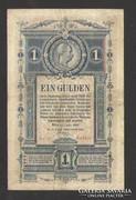1 forint / gulden 1882.   (134 éves)!!!  RITKA!!!