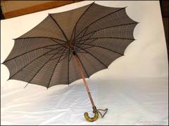 Retro fa száras esernyő