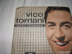 HANGLEMEZ VICO TORRIANI