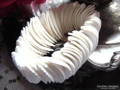 Kagyló karkötő