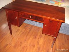 Csodálatos Antik Art Deco íróasztal Igényesen 100% Felújítva