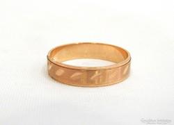 Arany gyűrű (K-Au31975)