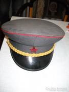 Jugoszláv tiszti kalap