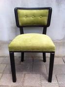 Felújított art deco szék