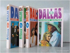 Dallas   - romantikus könyvsorozat _ Dorothy Dalton