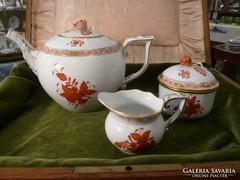 AOG Apponyi Orange teás kiöntő szett