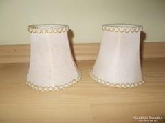 Lámpaernyő,lámpabura párban