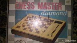 Igazi ritkaság Eredeti  NDK Chess Master Sakk készlet