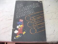 Az olimpiák árnyai .Antik könyv eladó!.